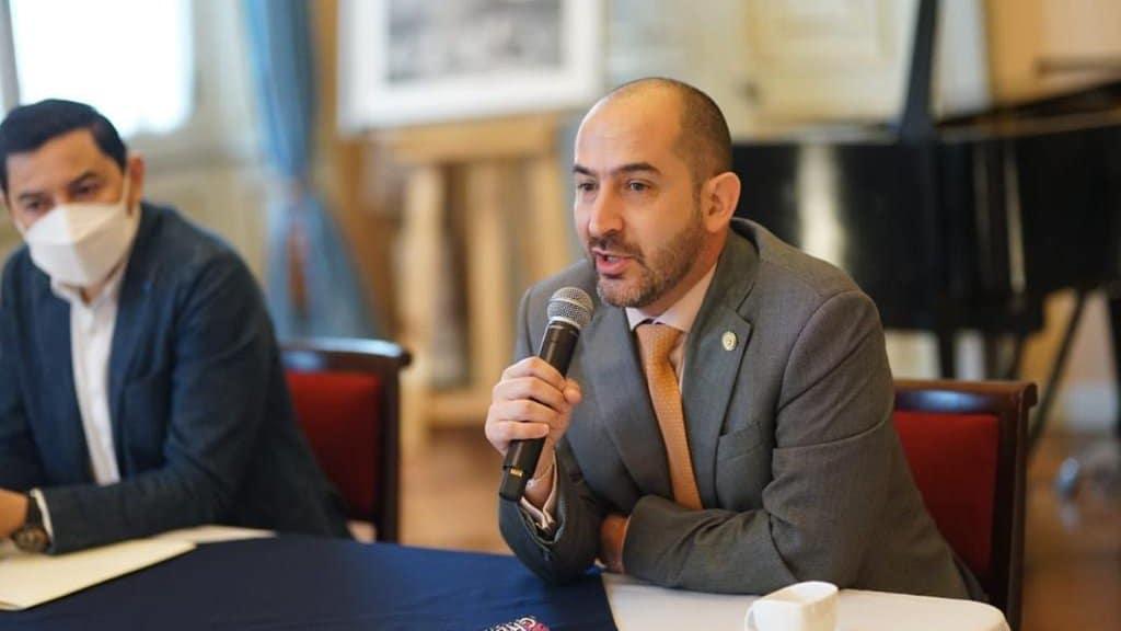 Feliep Buitrago, exministro de cultura