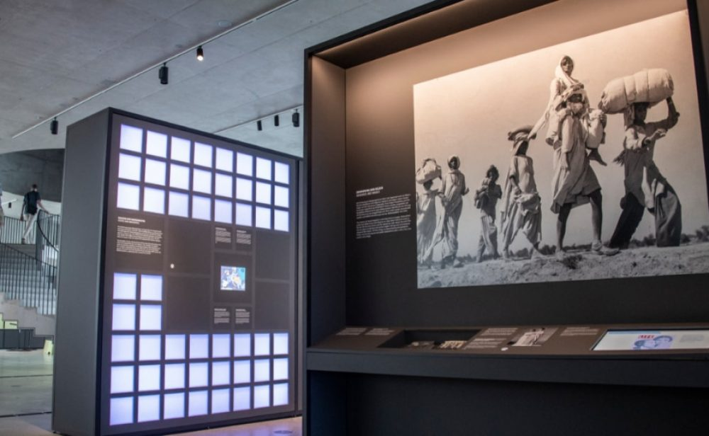 Un museo recupera la controvertida historia de los alemanes expulsados tras la II Guerra Mundial