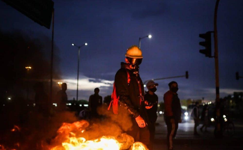 El 20 de julio, de fiesta patria a temor nacional por las protestas