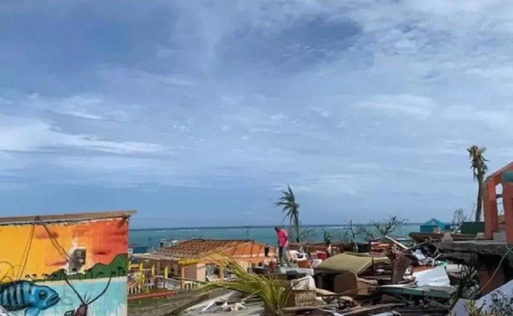 """""""Raizales están sin protección si llega otro huracán a Providencia"""""""