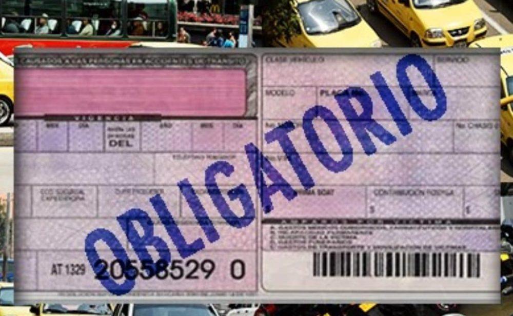 Multa inmediata electrónica a quien no renueve el SOAT y otras perlas de un proyecto a punto de ser ley