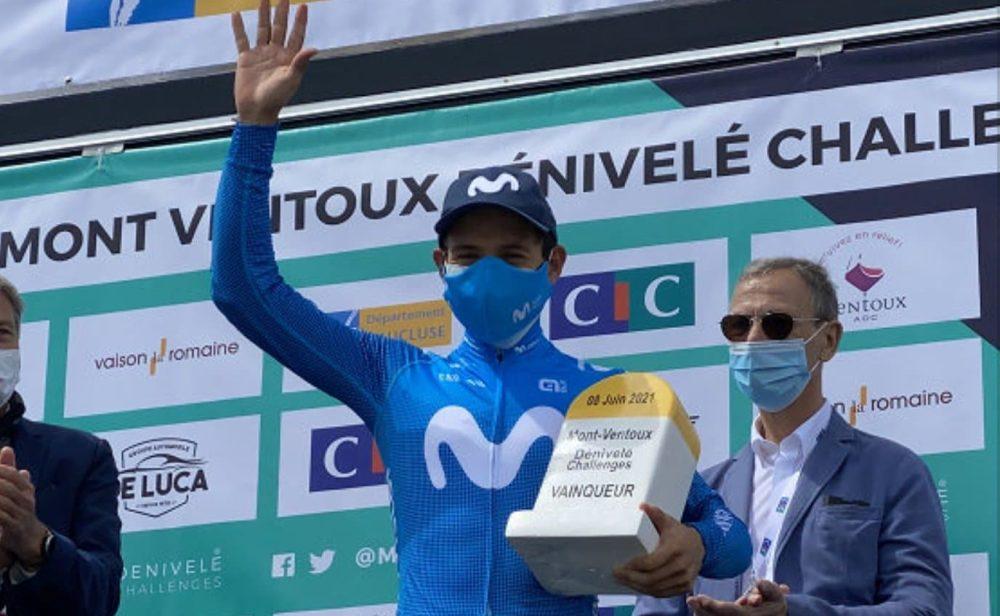 Superman López gana en el Mont Ventoux y demuestra condiciones antes del Tour