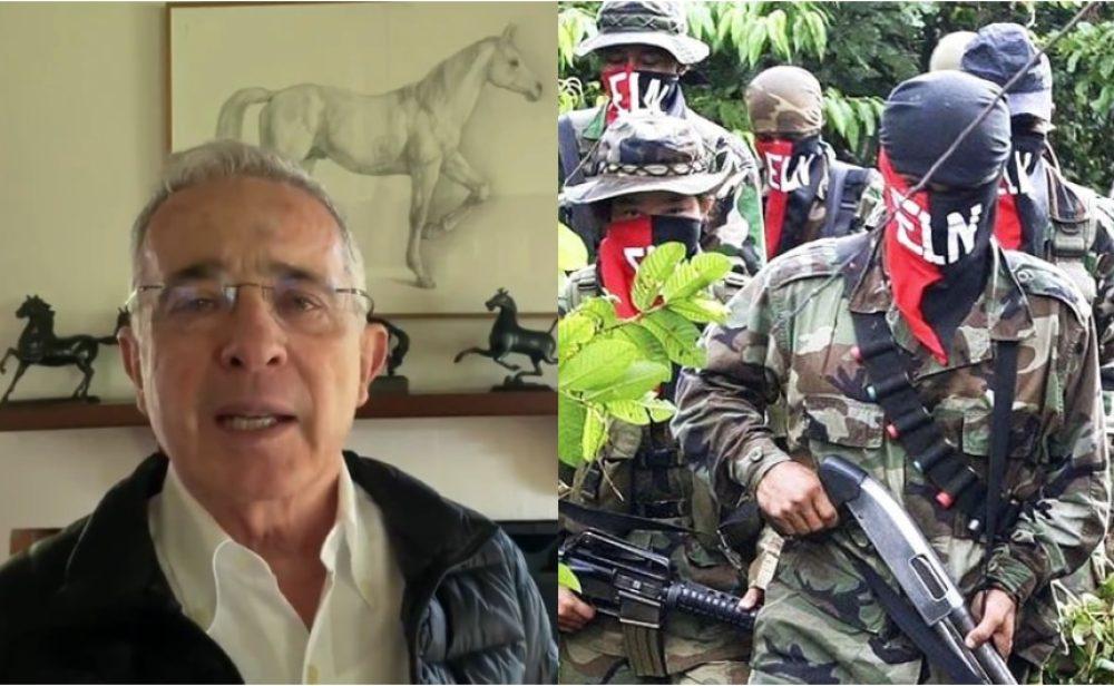 Uribe y el ELN: 20 años de amores, odios y coqueteos de paz