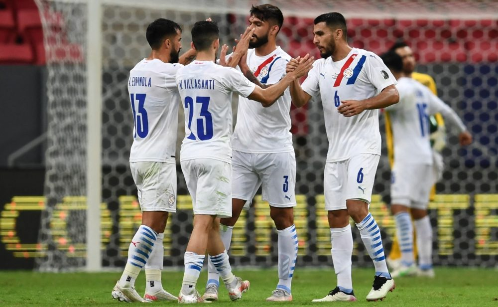 Uruguay y Paraguay clasificaron a la siguiente fase. Bolivia, eliminada