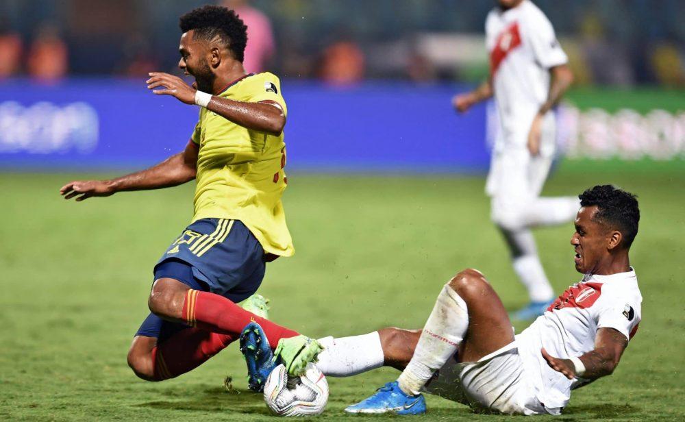 Colombia busca su punto
