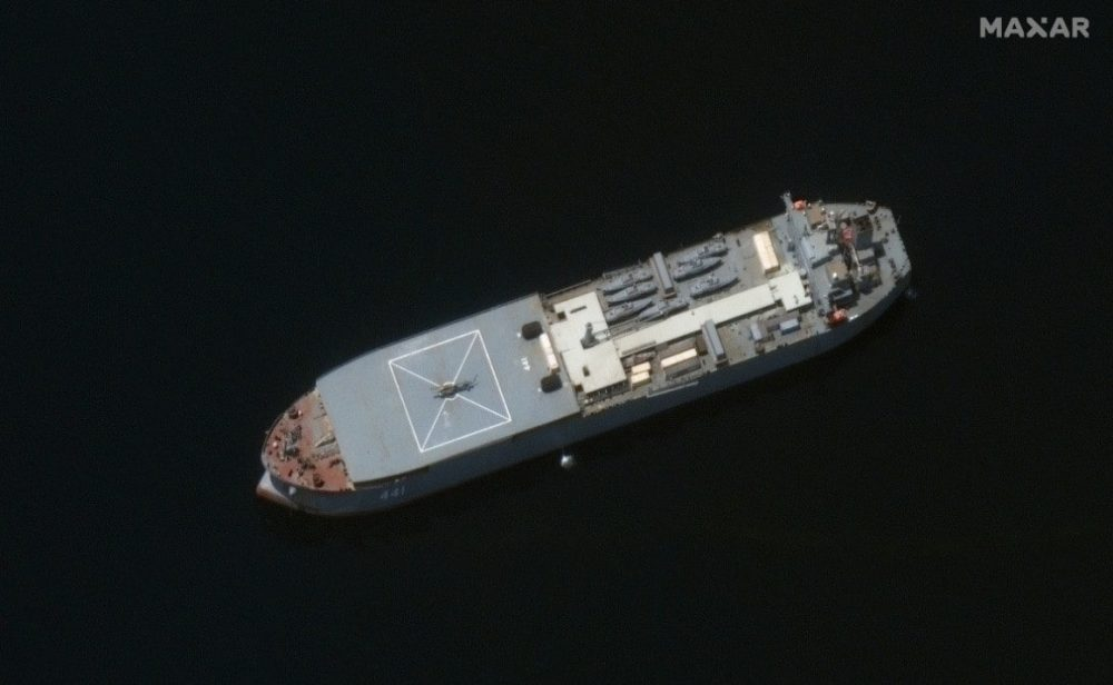 Barcos de la Armada de Irán estarían en camino a Venezuela. ¿Qué llevan?