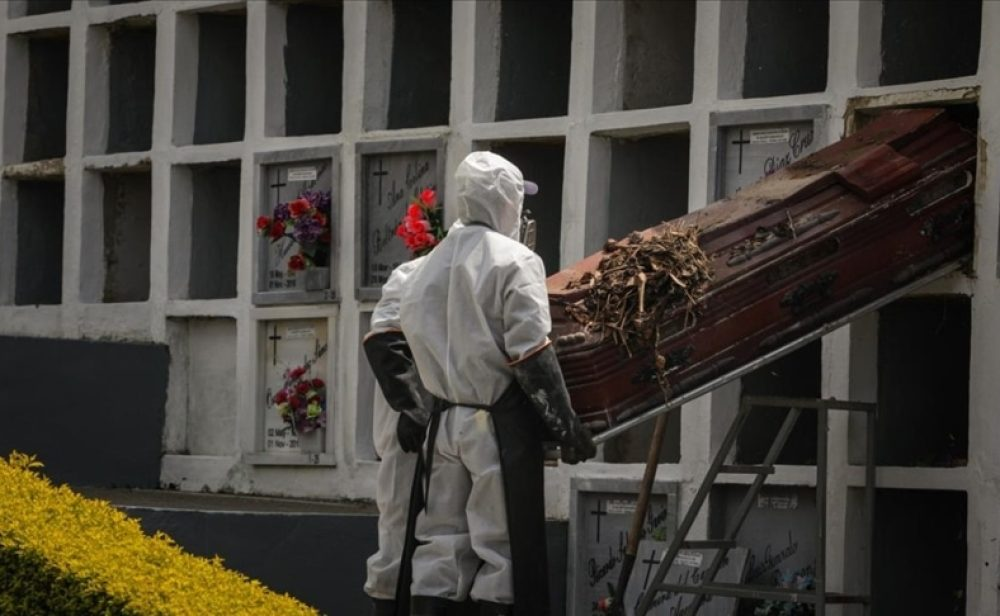 Tenga cuidado: así estarían robando a las víctimas de covid-19 con auxilio funerario