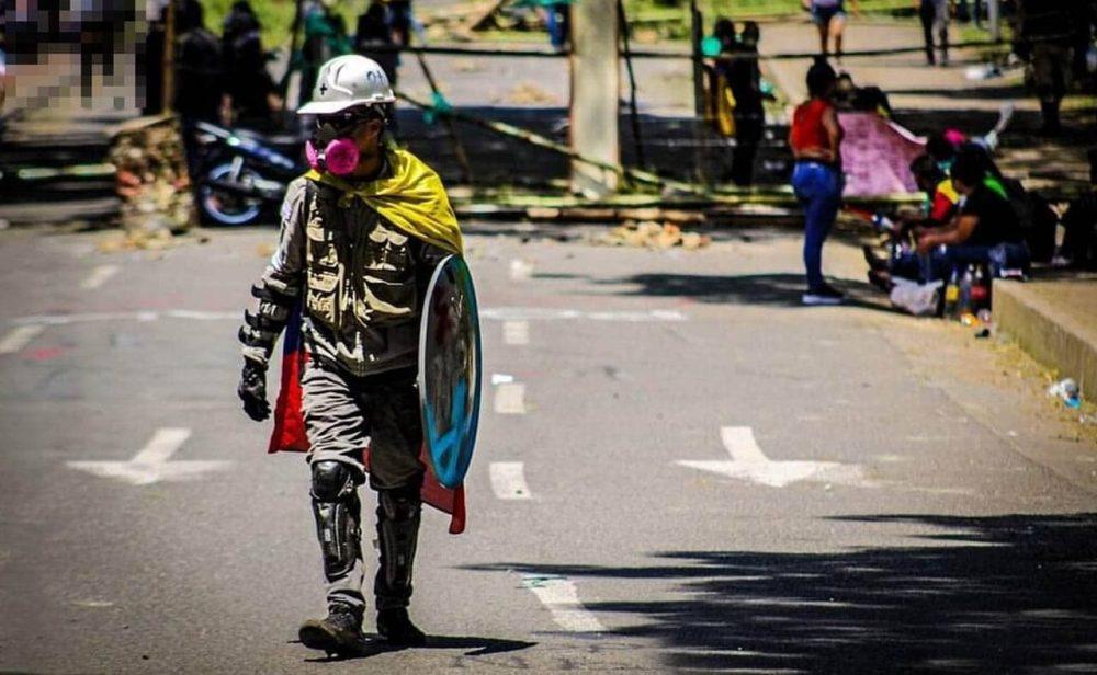 """Crónica desde el corazón de la """"primera línea"""""""