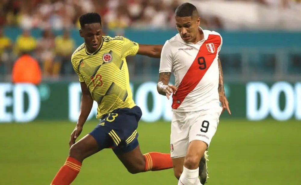 Perú vs. Colombia, algunos números y alineaciones