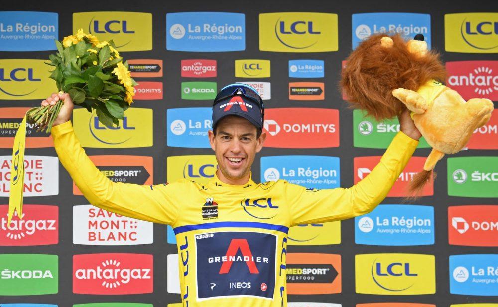 Richie Porte ganó el Dauphiné. Ya viene el Tour…