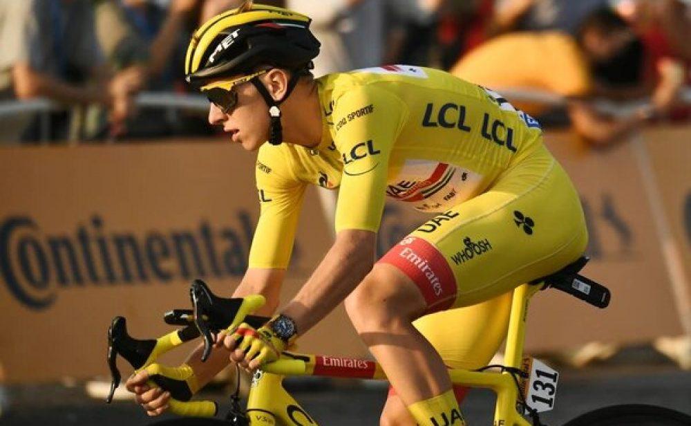 Así se prepara Pogacar para defender el título del Tour de Francia