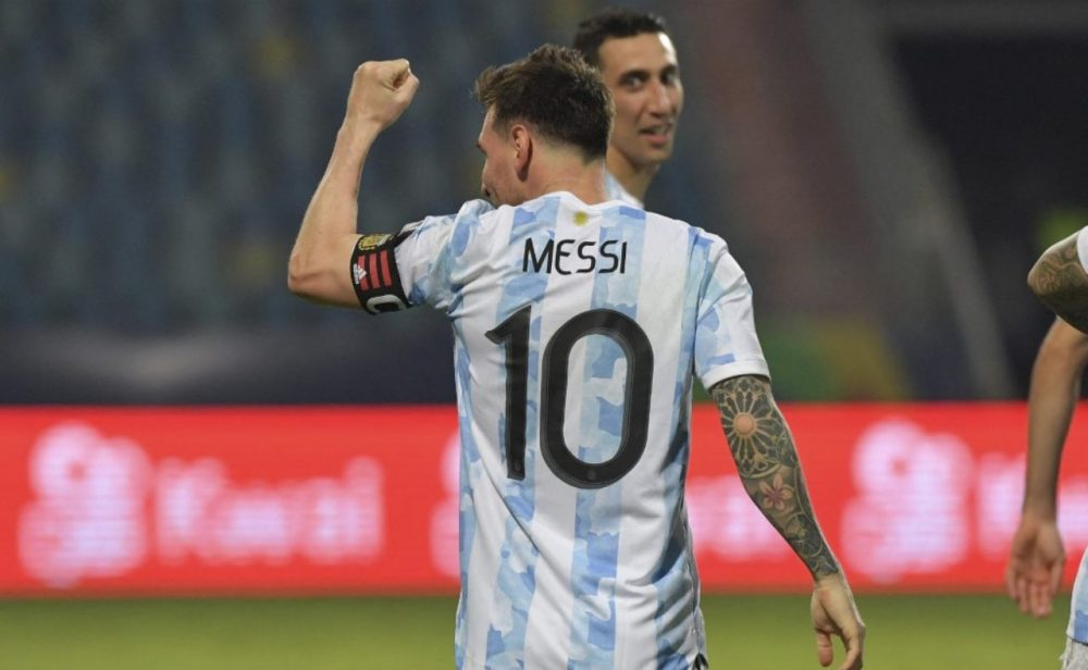 La 'Messidependencia' de Argentina en la Copa América