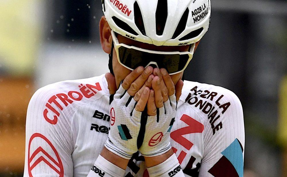 O'Connor se lleva la novena del Tour, Pogacar sigue líder y Rigo al podio