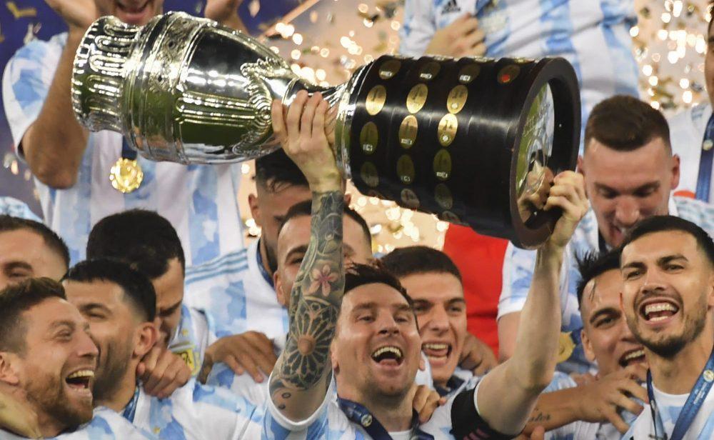 Messi lo consiguió: Argentina campeón de América en el Maracana