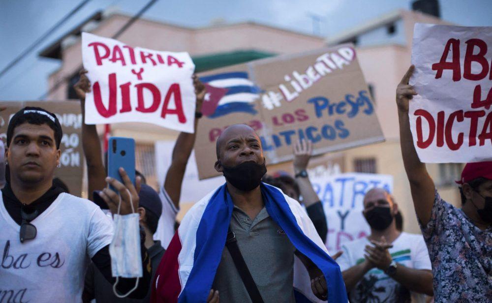 Cientos de detenidos y ningún acuerdo: a dos meses de las protestas en Cuba