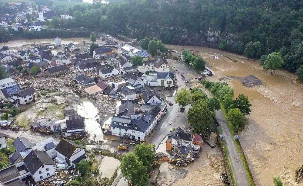 En imágenes: impresionantes inundaciones en Alemania dejan 103 muertos
