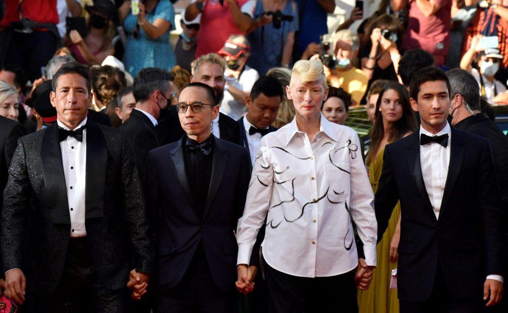 'Memoria' gana el premio del Jurado en el Festival de Cannes
