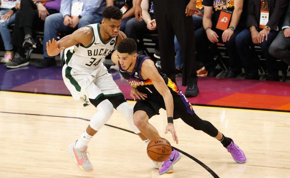 Finales de la NBA: la memorable lucha por el anillo entre Phoenix Suns y Milwaukee Bucks