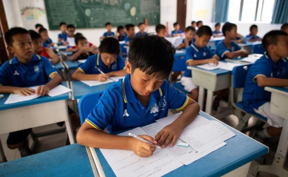 Freno a las clases extracurriculares: el problema de China con la sobrecarga académica