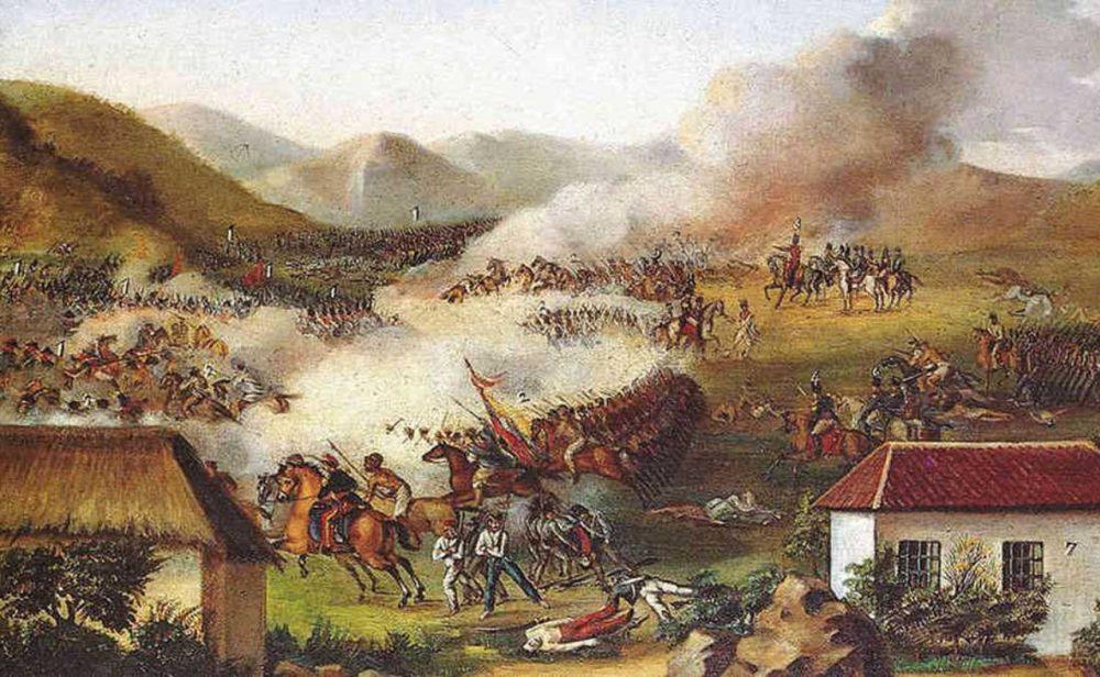 Independencia: Barreiro y el fracaso del ejército realista