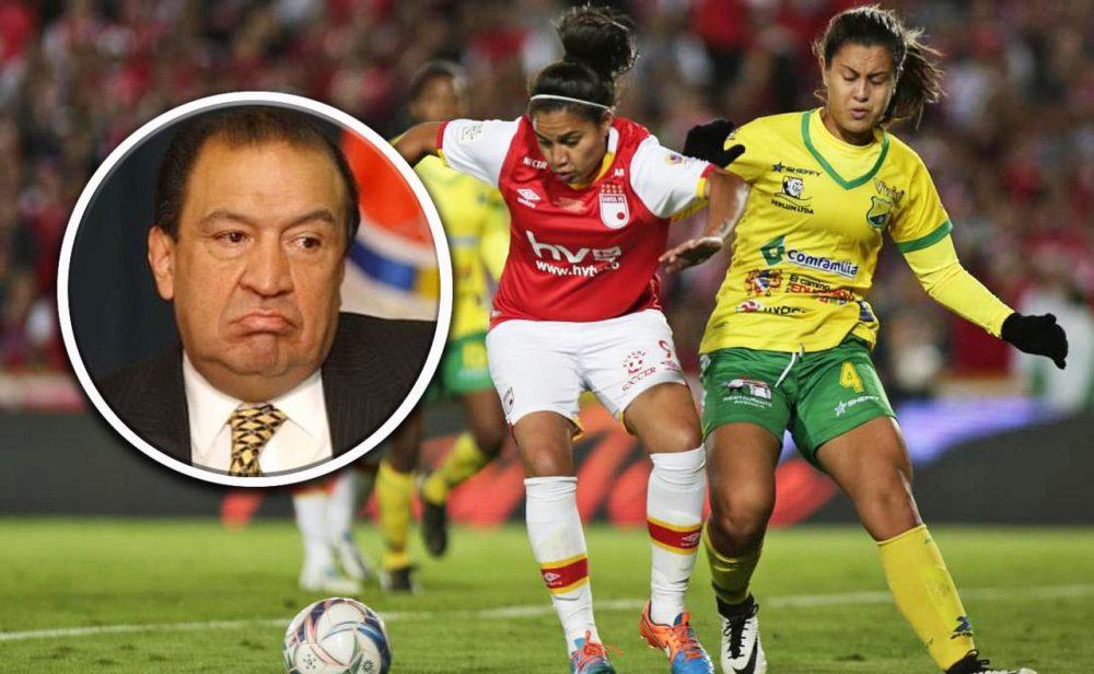 Gabriel Camargo es solo la punta del iceberg de la discriminación a las futbolistas