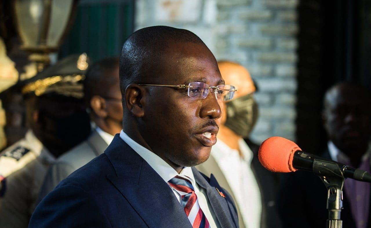Claude Joseph, primer ministro de Haití, presuntamente se reunió con los exmilitares colombianos que planearon el atentado