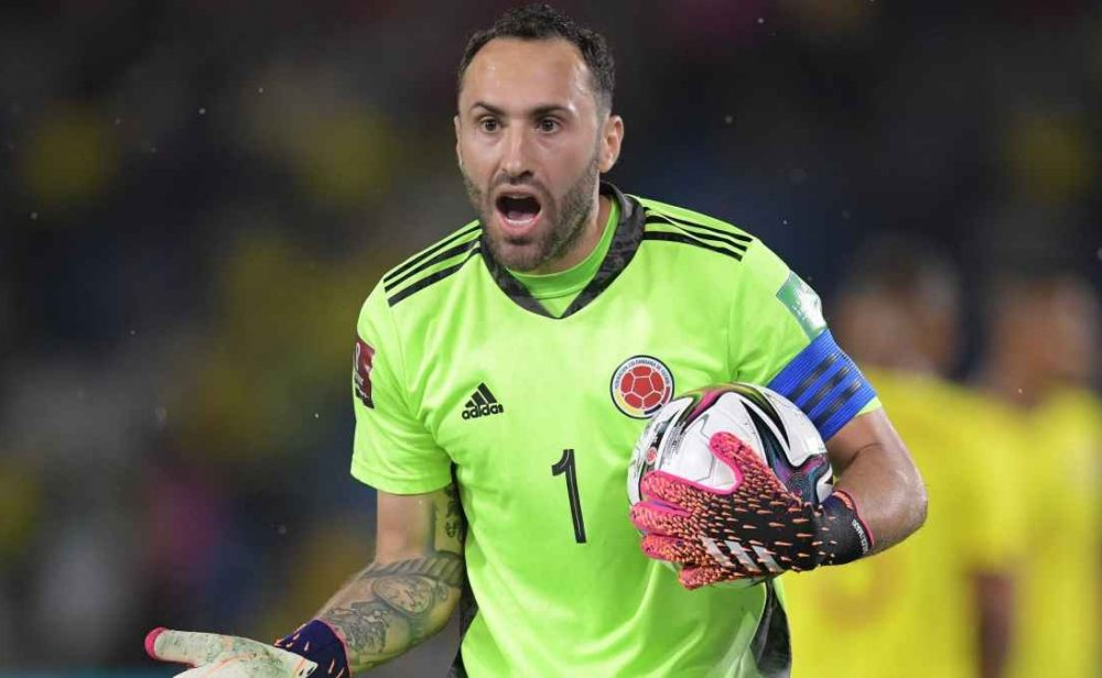¡Grande Ospina! Colombia está en la semifinal