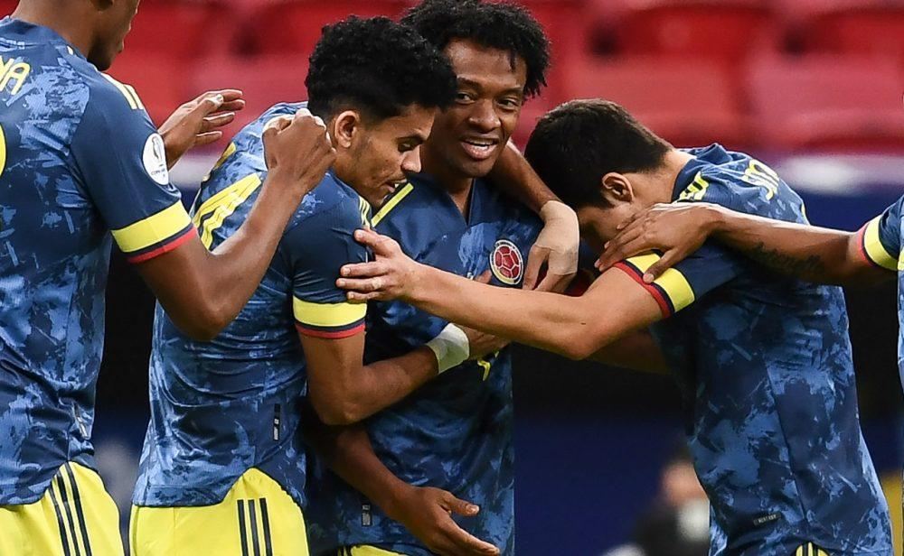 Con un golazo de Luis Díaz Colombia vence a Perú y consigue el tercer lugar de la Copa América