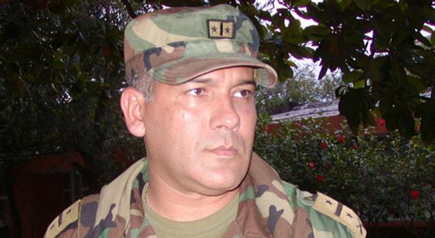 Coronel Hernán Mejía, excomandante del Batallón La Popa y sindicado en caso de falsos positivos