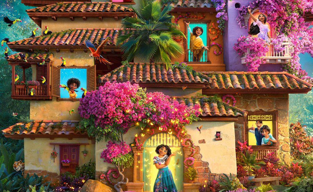 Así es Encanto: primer vistazo a la película de Disney ambientada en Colombia