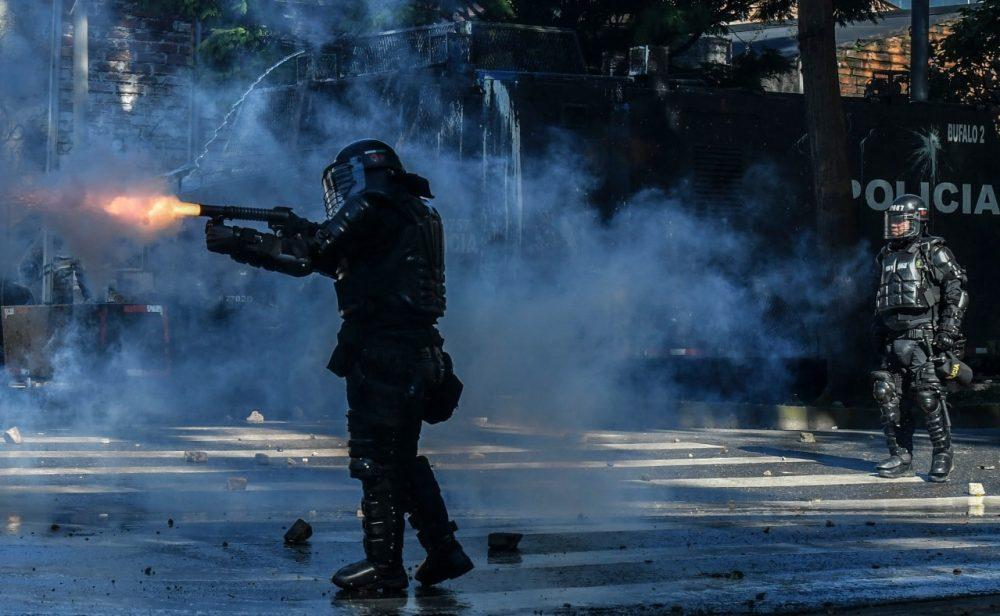 Traslado por protección, puerta para la violencia policial en protestas, según la CIDH