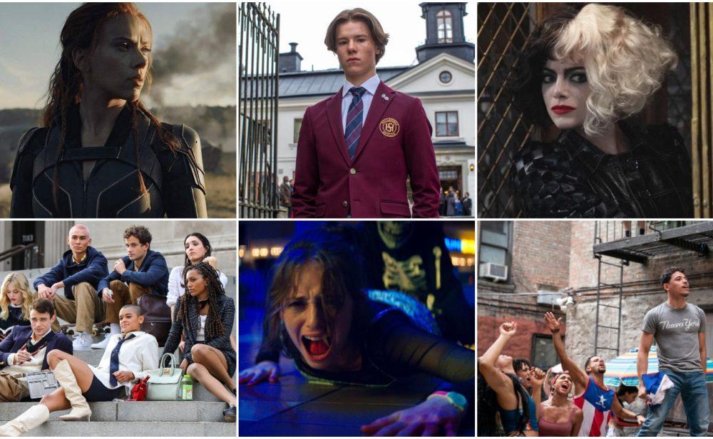 Los estrenos de Netflix, HBO Max, Amazon Prime y Disney + para Julio