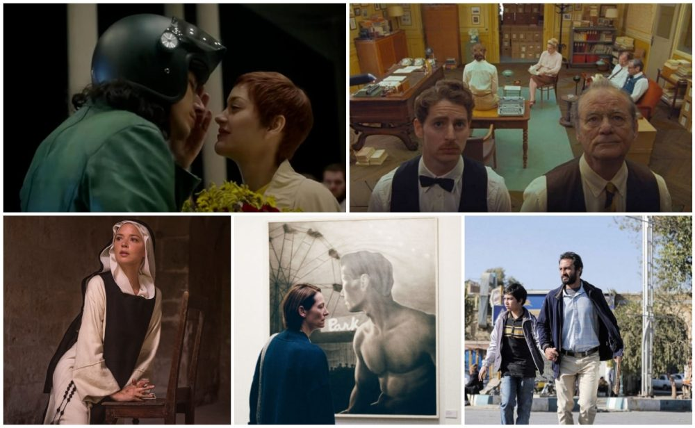 Ocho películas que compiten por la Palma de Oro en Cannes