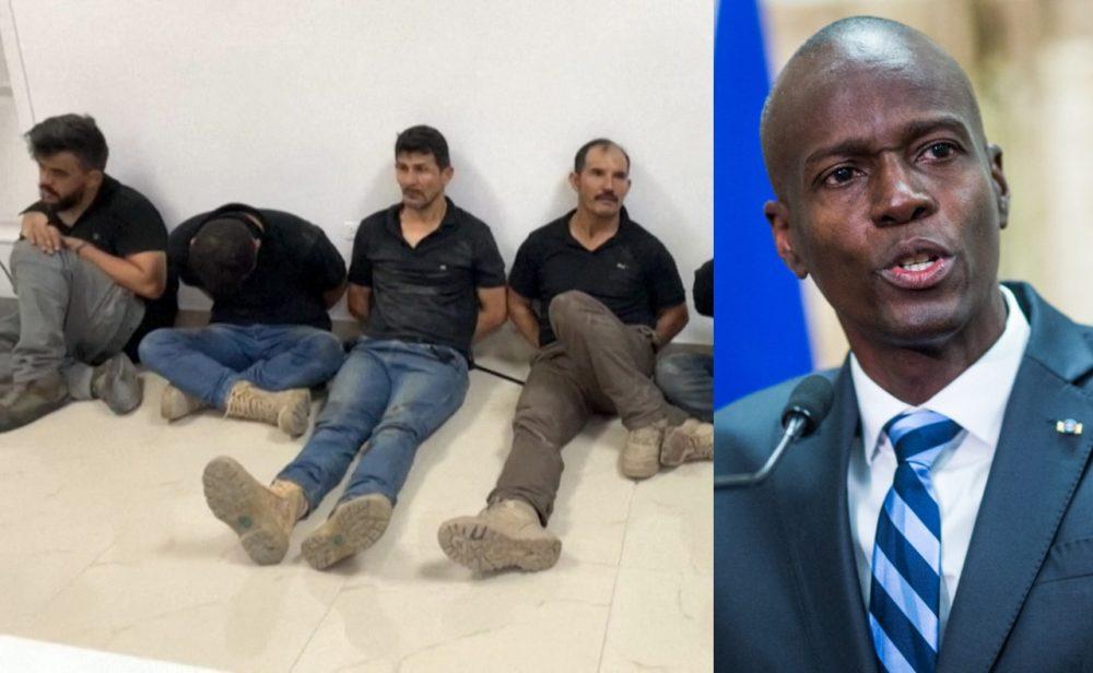 Exmilitares colombianos capturados por asesinato del presidente de Haití: ¿qué se sabe hasta ahora?