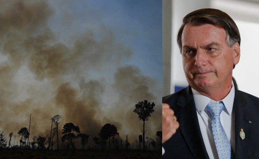 La cruzada de Bolsonaro para tomarse las tierras indígenas de Brasil