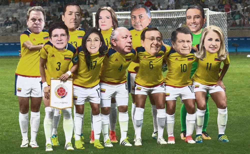 El poder 'intocable' del fútbol colombiano