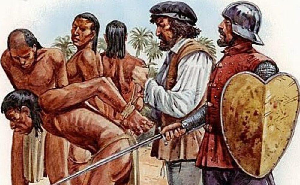"""""""¡Matad al indio!"""""""