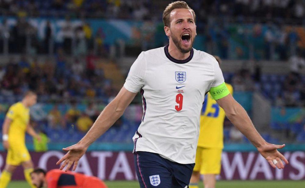 Inglaterra golea a Ucrania en cuartos y buscará el título en Wembley