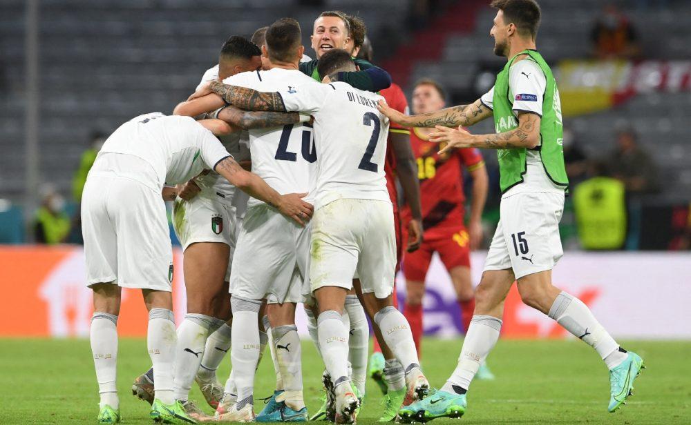 Italia y España ganaron y se enfrentarán en semifinales de la Eurocopa