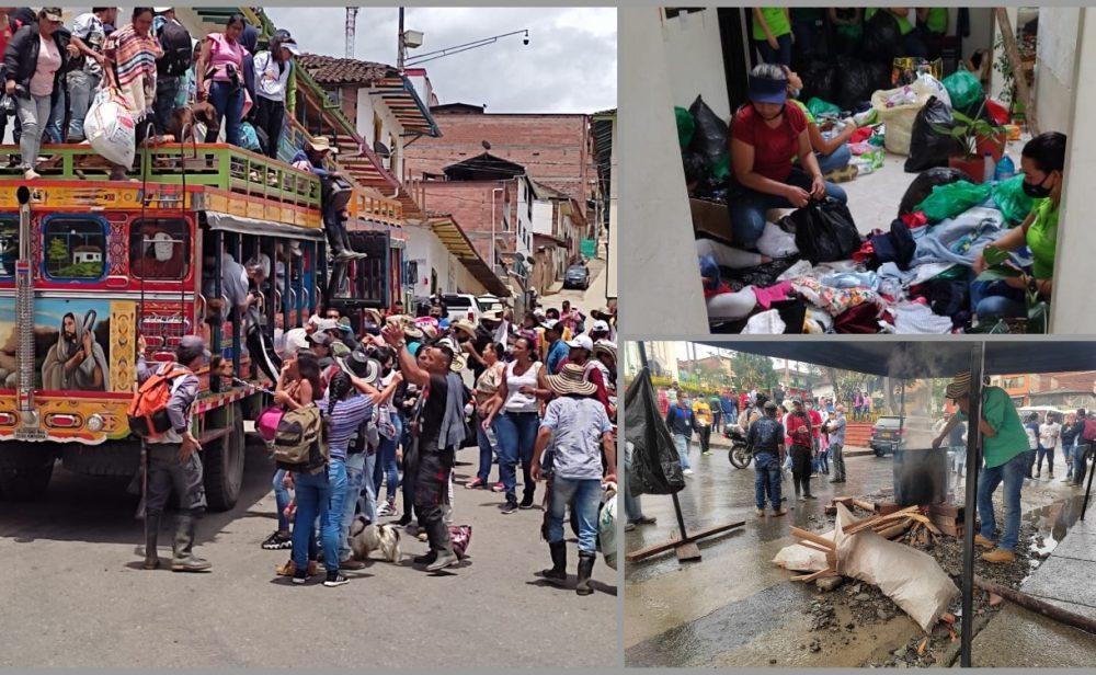 Ituango y el eterno destierro, los violentos son los mismos