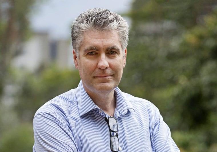 Jeremy McDermott, codirector de InSight Crime. Memo Fantasma