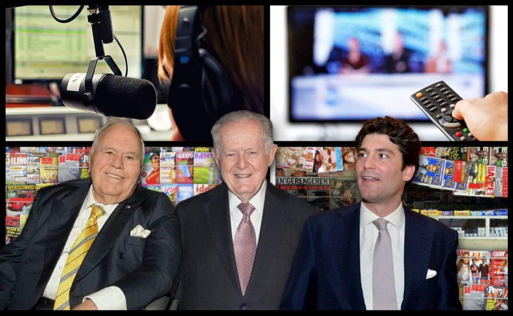 Cacaos y medios de comunicación