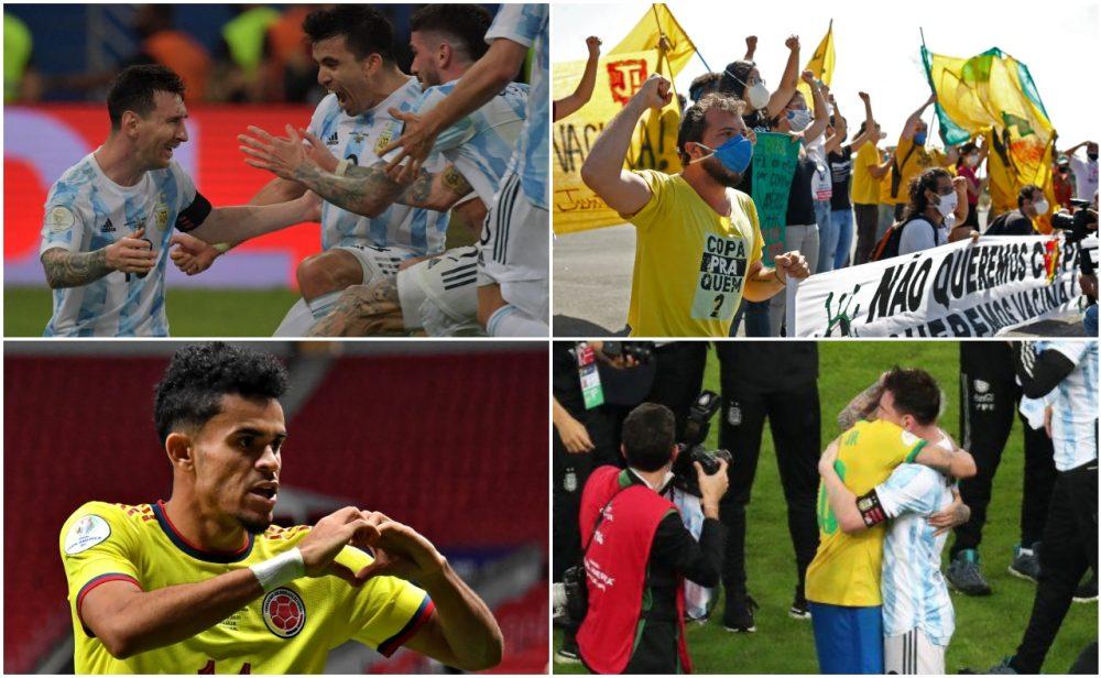 Lo bueno y lo malo: balance de la Copa América