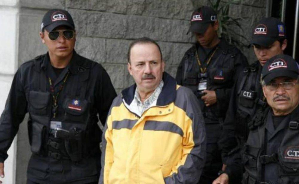 Por caso Santrich finalmente condenan al Tuerto Gil