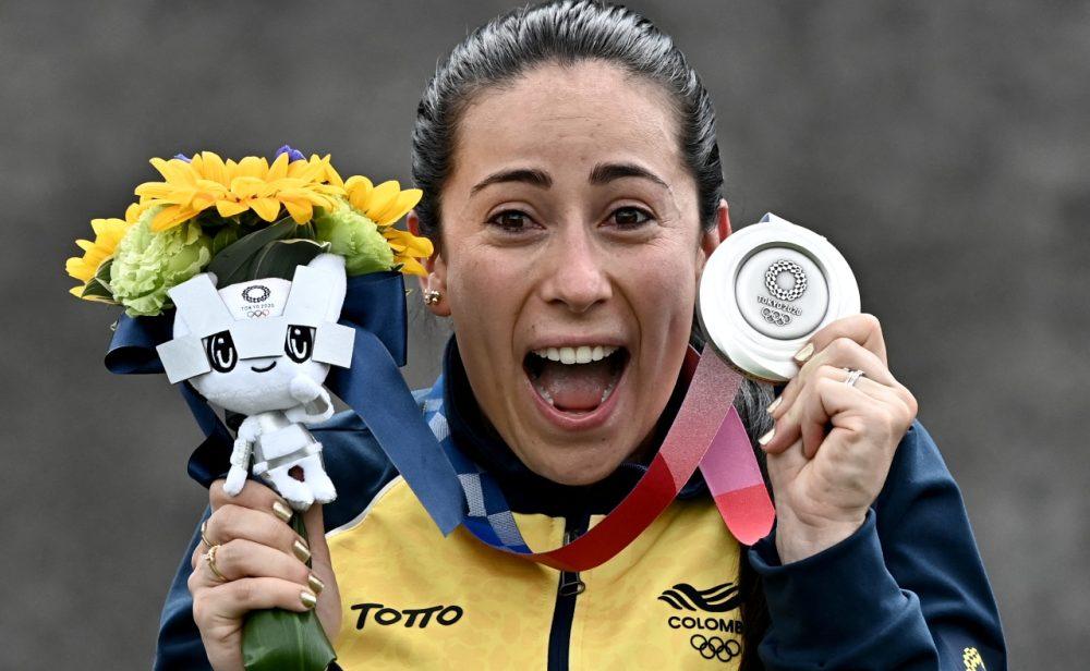 ¡Gracias, muchachos! Plata para Mariana Pajón y bronce para Carlos Ramírez en Tokio 2020