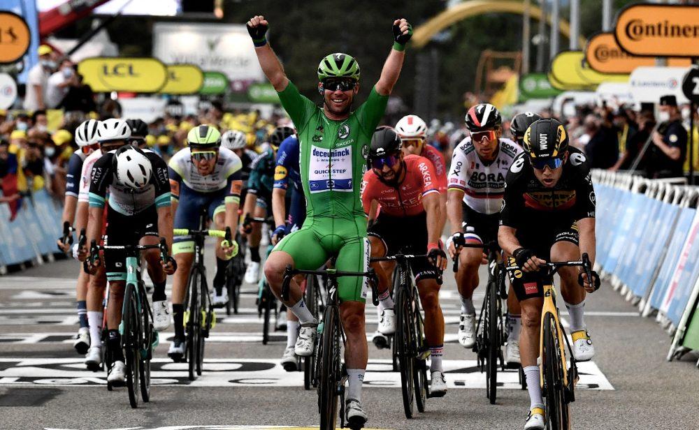 Mark Cavendish la rompe: está a un triunfo de igualar al mayor ganador de etapas del Tour