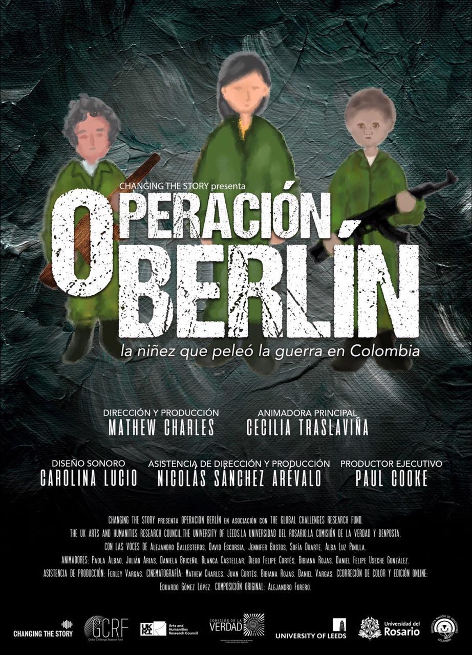 Operación Berlín, el documental