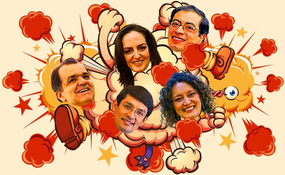 Fuego amigo: las peleas internas de partidos y coaliciones de cara a 2022