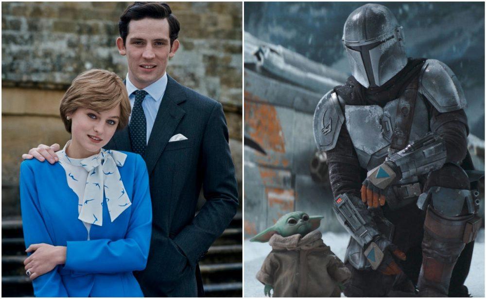 'The Crown' y 'The Mandalorian' lideran las nominaciones a los premios Emmy 2021