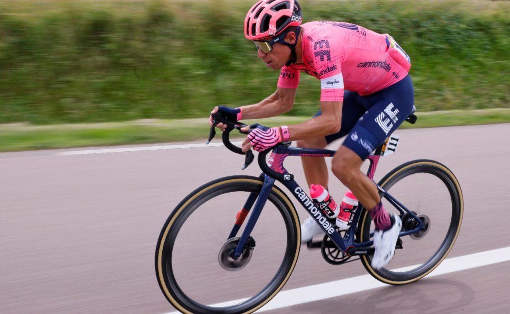 ¡Grande Rigo! Luego de una gran etapa, Urán es segundo en el Tour de Francia